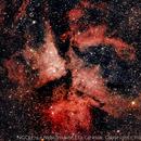 Eta Carinae Nebula,                                Héctor Henríquez Leighton