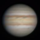 Jupiter | 2019-08-26 2:37 | RGB,                                Chappel Astro