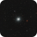 M13 Globular Cluster,                                Tom KoradoxTom