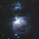 M42 - Orion Nebula,                                Greg Dyer
