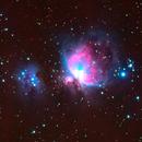 Orion and Running Man Nebulae,                                Jens Giersdorf