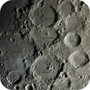 Deslandres, Purbach, Regiomontanus, Werner and Walther Craters,                                Odair Pimentel Ma...