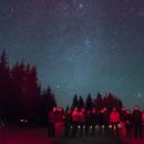 APA Group Photo at Rozhen Observatory, Rodope Mountains, Bulgaria,                                Vencislav Krumov