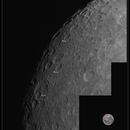 Moon: Moretus to Piccolomini,                                Fritz