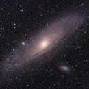M31 in HaRGB,                                Jason Doyle Sr
