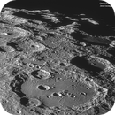 excellent conditions for Clavius,                                Uwe Meiling