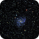 Fireworks Galaxy NGC6946 ,                                Dave Stanley