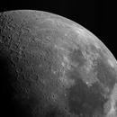 Luna Creciente 14-01-2019 Mare Nectaris,                                Fran Jackson