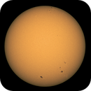 Sun in WL,                                Astro-Clochard