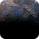 Another moonscape featuring the Mare Imbrium,                                Manuel Huss