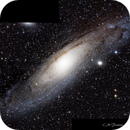 Messier 31 The Andromeda Galaxy,                                Fenton