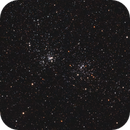 Double Cluster in Perseus,                                Marco Failli