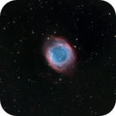 Helix Nebula NGC7293,                                5Baco