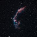 NGC6992 Eastern Veil bicolor,                                tomekfsx