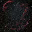 Cygnus Loop / Veil Complex,                                Alan Coffelt