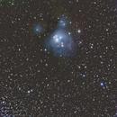 NGC 7129,                                apaquette