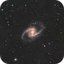 NGC 1365 Great Barred Spiral in Fornax,                                Kevin Osborn