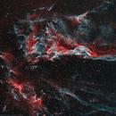 Pickering's Triangle, NGC 6979 & NGC 6974,                                Gary Imm