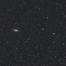 NGC 7331 triple drizzle @ 620mm,                                Marcel Drechsler