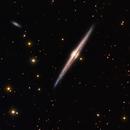 NGC 4565,                                Doug Lalla