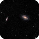 M81 and M82,                                Andrea Bergamini