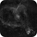 IC 1805 - Heart nebula,                                Felix