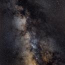 Milky Way (24mm),                                star-watcher.ch