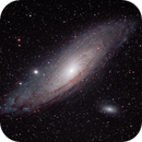 Messier 31 The Andromeda Galaxy,                                Harri Heikkinen