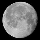 96.7% Moon 19th August 2016,                                steveward53