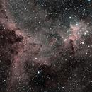 IC1805 HEART NEBULA,                                Philippe Brunasso