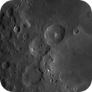 Moon Theophilus Cyrillus Catharina Crater,                                Siegfried Friedl