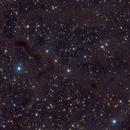 LBN603 Nebula in Cassiopeia,                                Stellario