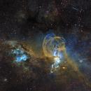 Statue of Liberty Nebula,                                  Janco