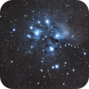 M45 Les Pleiades,                                PascalB