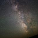 The Milky Way,                                Benjamin Grove