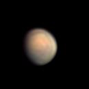 Mars 2 Weeks After Equinox,                                Chappel Astro