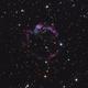 Cassiopeia A (Cas A) Supernova Remnant in SII/OIII/RGB,                                Sergey Trudolyubov