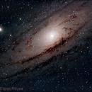 M31 Nucleus,                                RAMON ESPAX