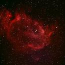 A portion of the Soul Nebula,                                Kevin K.