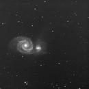 M51 - Atik 314 first shoot,                                Stephane Neveu