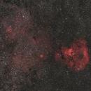 Sh2-173, NGC7822/SH2-171, Sh2-170, LBN576,                                zombi