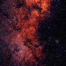 Milky Way, M6, M7,                                Lorenzo Palloni