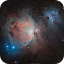 M42 Orion Nebula,                                brad_burgess