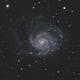 M101 Pinwheel Galaxy,                                Julian Matthews