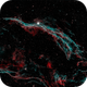 Veil Nebula,                                Jim McKee
