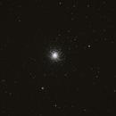 M13 Globular Cluster in Hercules,                                Dom Schepis