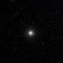 NGC 6752 Pavo Globular Cluster,                                Woz1961