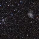NGC 6946 & NGC 6939,                                drmikevt