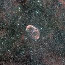 Crescent Nebula in Cygnus,                                Robert Q. Kimball