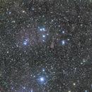 LBN 438 LRGB widefield,                                Janos Barabas
